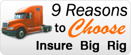 Reasons to Choose Insure big rig